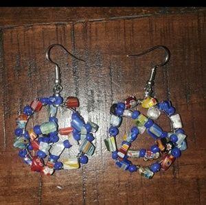 Jewelry - Funky hoops